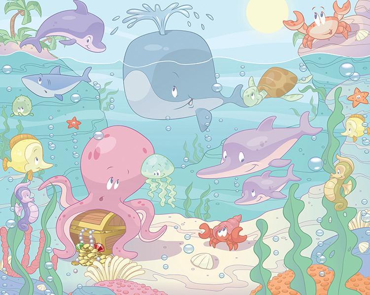 BABY UNDER THE SEA2