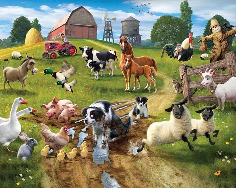 FARMYARD FUN2